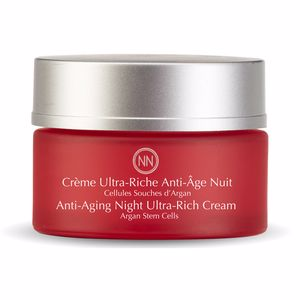 Anti aging cream & anti wrinkle treatment REGENESSENT crème ultra-riche anti-âge nuit Innossence