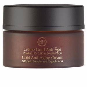 Anti aging cream & anti wrinkle treatment INNOR crème gold anti-âge Innossence