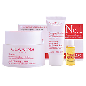 Set di cosmetici per il corpo MASVELT LOTTO Clarins