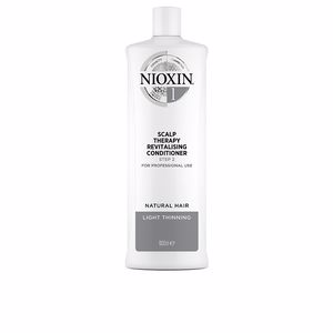 Acondicionador reparador - Acondicionador volumen SYSTEM 1 SCALP THERAPY revitalizing conditioner step 2 Nioxin