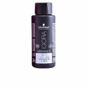 Dye IGORA VIBRANCE ammonia free 9-1 Schwarzkopf