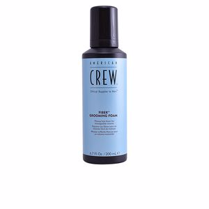 Hair styling product FIBER grooming foam American Crew