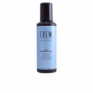 Produtos de cabelo FIBER grooming foam American Crew