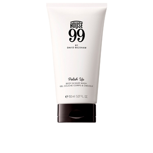Gel bain POLISH UP body & hair wash House 99