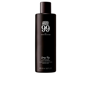Volumizing shampoo GOING BIG thickening daily shampoo House 99