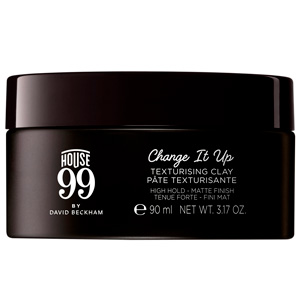 Hair styling product CHANGE IT UP texturising clay House 99