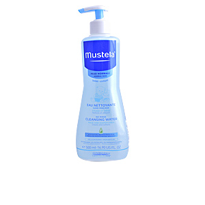 Gel de baño BÉBÉ cleansing water Mustela
