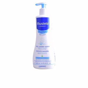 Bagno schiuma BÉBÉ gentle cleansing gel hair and body Mustela