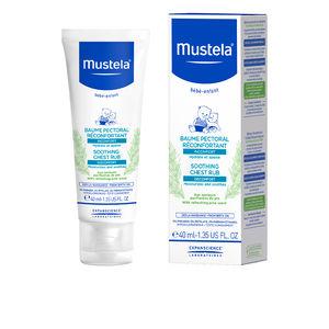 First Aid Product BÉBÉ BAUME PECTORAL réconfortant Mustela