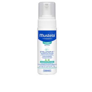 Moisturizing shampoo STELATOPIA  shampooing mousse Mustela