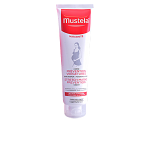 Traitement et crèmes de grossesse MATERNITÉ stretch marks prevention cream without parfum Mustela