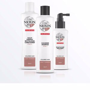Hair loss treatment SYSTEM 3 SET Nioxin