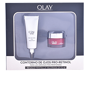 Skincare set EYES PRO-RETINOL TREATMENT  ZESTAW Olay