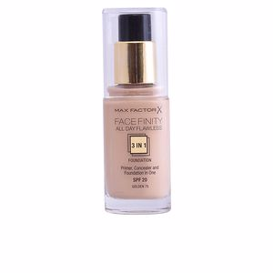 Base de maquillaje FACEFINITY 3IN1 primer, concealer & foundation Max Factor