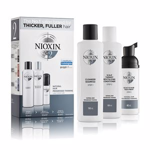 Hair loss treatment SYSTEM 2  SET Nioxin