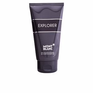 Bagno schiuma EXPLORER shower gel Montblanc