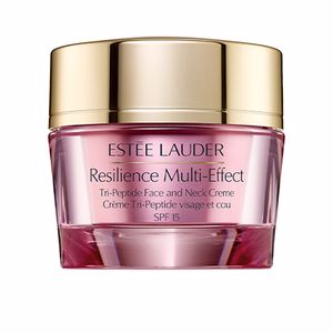 Tratamiento Facial Reafirmante RESILIENCE MULTI-EFFECT face and neck SPF15 Estée Lauder