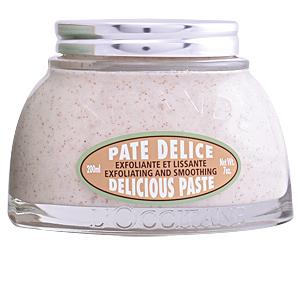 Body exfoliator AMANDE pâte délice L'Occitane