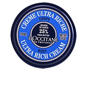 Hidratante corporal KARITE crème ultra riche corps L'Occitane