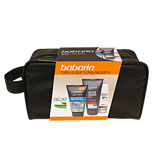 Skincare set BABARIA MEN VITAL SKIN ANTIFATIGA  SET Babaria