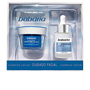 Skincare set PROTECCION LUZ AZUL CREMA FACIAL  SET Babaria