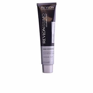 REVLONISSIMO HIGH COVERAGE #5-light brown 60 ml
