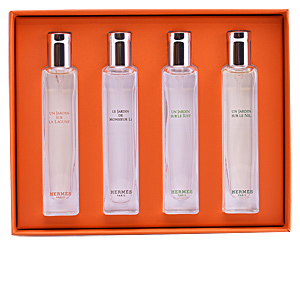 Hermès LA COLLECTION DES PARFUMS-JARDINS LOTE perfume