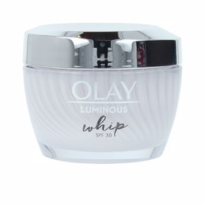 Skin lightening cream & brightener WHIP LUMINOUS crema hidratante activa SPF30 Olay