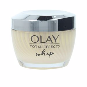 Anti aging cream & anti wrinkle treatment WHIP TOTAL EFFECTS crema hidratante activa SPF30 Olay