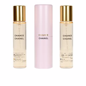 CHANCE eau de parfum vaporizador twist & spray 3 x 20 ml
