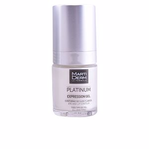 Eye contour cream PLATINUM EXPRESSION GEL eyes & lips contour Martiderm
