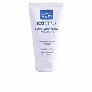 Gesichtspeeling FACE SCRUB exfoliating microparticles Martiderm