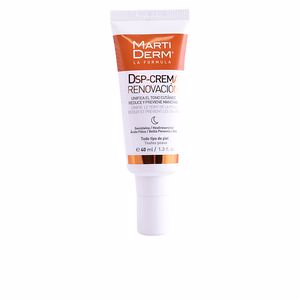 Anti blemish treatment cream DSP-CREMA RENOVACIÓN noche Martiderm