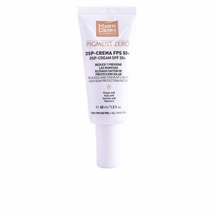 Anti blemish treatment cream DSP-CREMA SPF50+ Martiderm