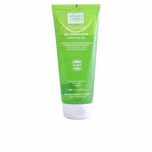 Gesichtsreiniger ACNIOVER gel purificante piel grasa y acnéica Martiderm