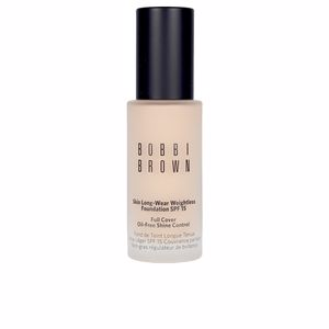 Foundation makeup SKIN LONG-WEAR WEIGHTLESS Bobbi Brown