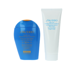 Facial EXPERT SUN AGING PROTECTION LOTION SPF50+ SET Shiseido
