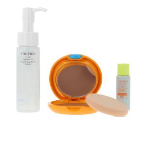 Base maquiagem TANNING COMPACT LOTE Shiseido