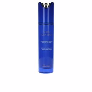 Anti aging cream & anti wrinkle treatment SUPER AQUA-SERUM hydratant intense Repulpant rides Guerlain