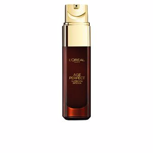 Face moisturizer AGE PERFECT NUTRICION INTENSA serum extraordinario L'Oréal París