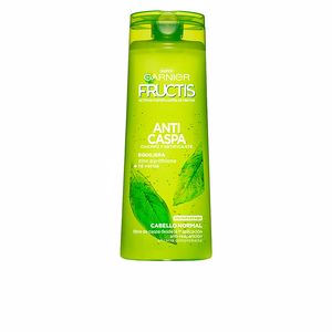 Shampooing antipelliculaire FRUCTIS ANTICASPA FORTIFICANTE champú Garnier