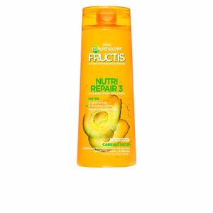 Hair loss shampoo FRUCTIS NUTRI REPAIR-3 champú Garnier