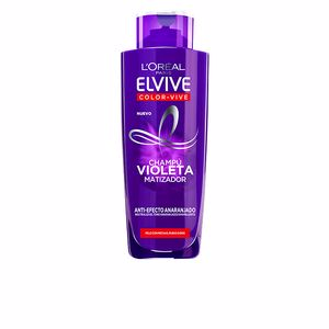 ELVIVE COLOR-VIVE VIOLETA champú matizador 200 ml