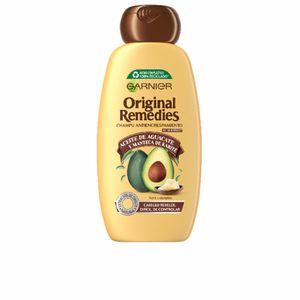 ORIGINAL REMEDIES champú aguacate y karité 300 ml