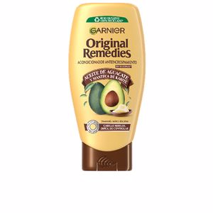 Hair repair conditioner ORIGINAL REMEDIES acondicionador aguacate y karité Garnier