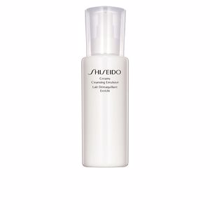 Make-up remover ESSENTIALS creamy cleansing émulsion Shiseido
