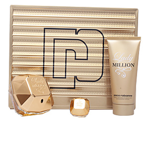Paco Rabanne LADY MILLION COFFRET parfum