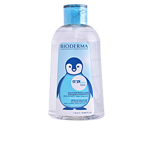 Agua micelar ABCDERM H2O solution micellaire Bioderma