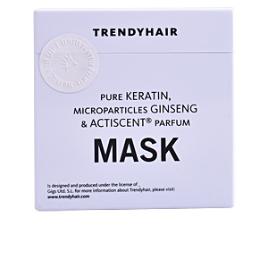 MASK ELASTIC KERATIN with ginseng 500 ml