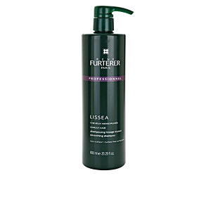 Hair straightening shampoo LISSEA smoothing shampoo Rene Furterer
